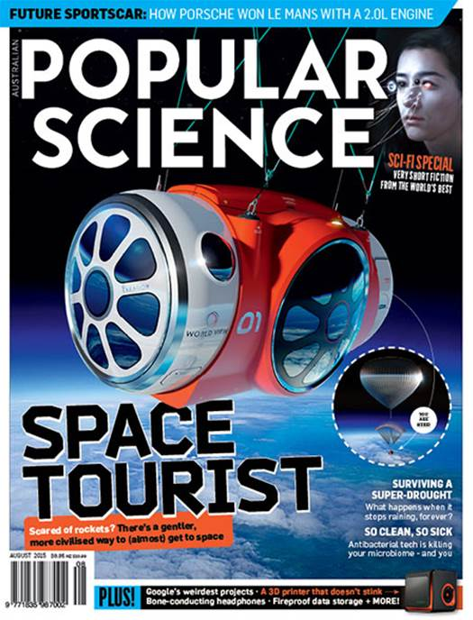 Issue #81 - August 2015