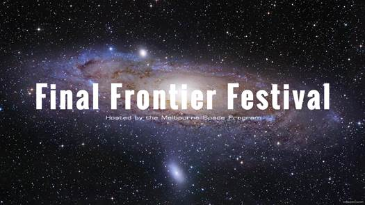 Melbourne Gets a Space Festival