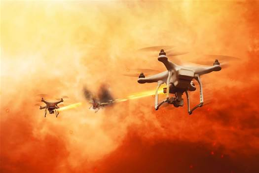 The US Forest Service really doesn't want you flying your drones into wildfire