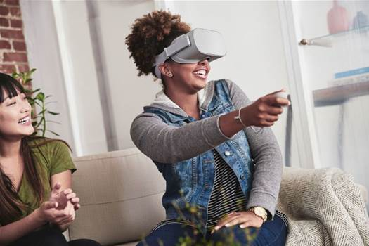 You don't need a $200 Oculus Go to get into virtual reality right now