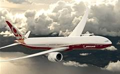 Boeing's new 777x planes have wings so wide they need to fold just to fit at the gate