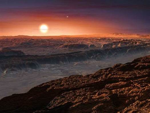 How We Could See The New 'Earth-Like' Planet Up Close